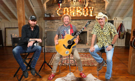 'Rock and Roll Road Trip with Sammy Hagar' returns Oct 4th on AXS TV