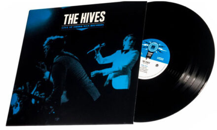 The Hives announce 'Live at Third Man Records' LP