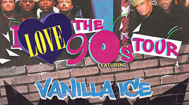 The I Love the 90's Tour confirms new dates for 2021