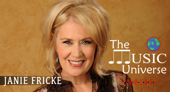 Janie Fricke on The Music Universe Podcast
