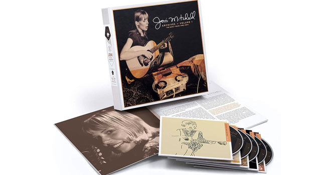 Joni Mitchell Archives Vol. 1: The Early Years (1963-1967)