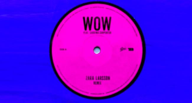 Zara Larrson & Sabrina Carpenter - WOW