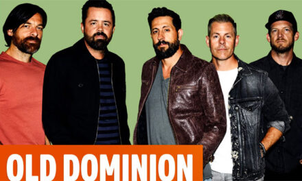 Old Dominion release Amazon Original Cover of 'Lean On Me'