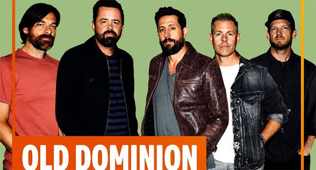 Old Dominion - Lean On Me (Amazon Original Cover)