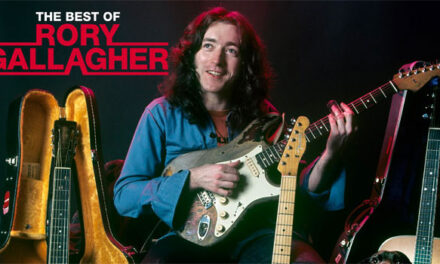 Rory Gallagher releasing 'Best Of' collection