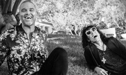 The Struts announce 'Strange Days' with Robbie Williams