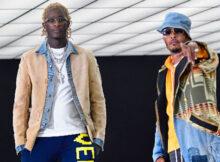 TI Harris & Young Thug