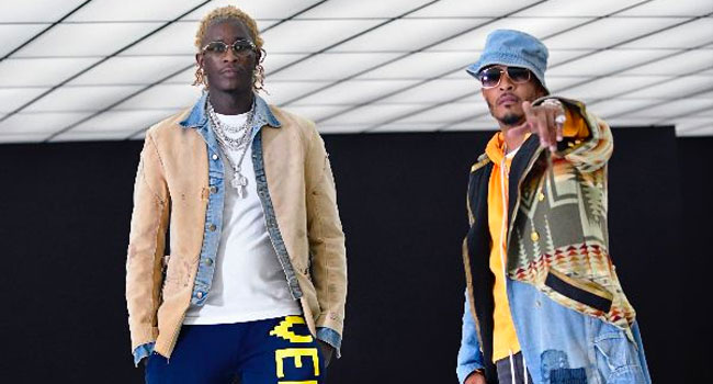 TI Harris & Young Thug