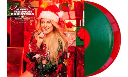Meghan Trainor shares two songs from Christmas record