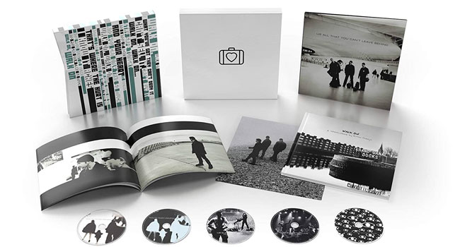 U2 - All That You Can't Leave Behind 20th Anniversary Edition