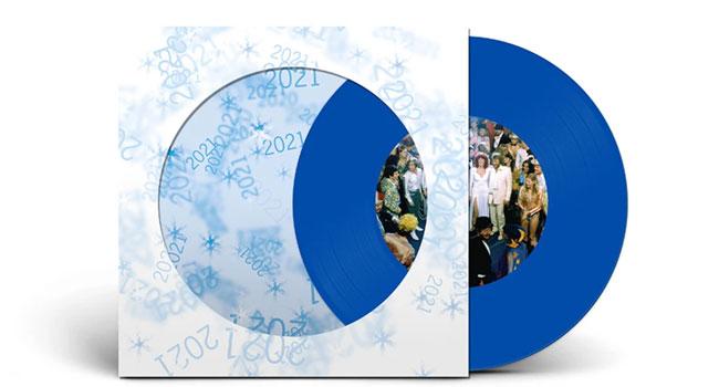 ABBA releasing 'Happy New Year' 7-inch vinyl