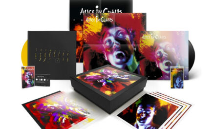 Alice in Chains announces 'Facelift' 30th anniversary vinyl