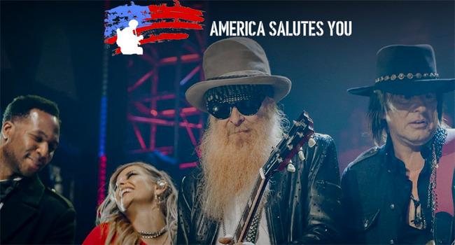America Salutes You