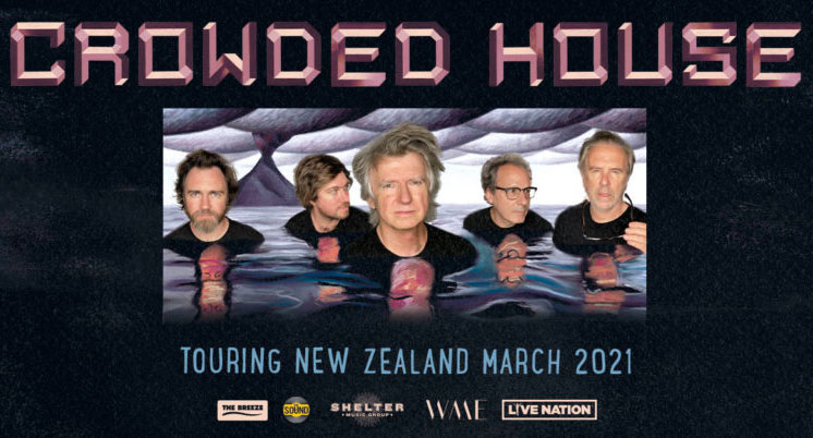 Crowded House 2021 New Zealand Tour