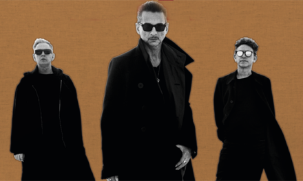 Anton Corbijn announces Depeche Mode illustrated book