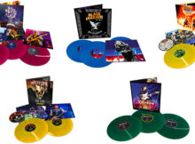 Eagle Rock Live Colored Vinyl