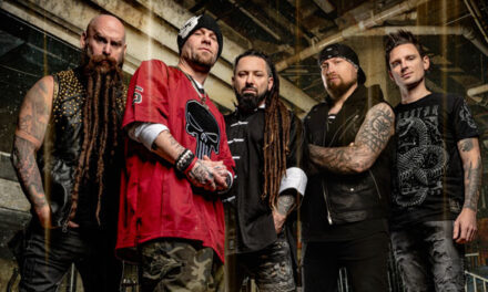 Five Finger Death Punch releases 'Living The Dream' video