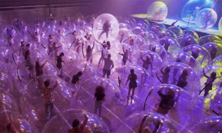 Flaming Lips share bubbly 'Assassins of Youth' video