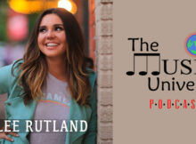 Kaylee Rutland on The Music Universe Podcast