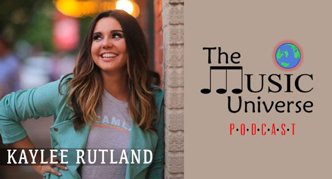 Kaylee Rutland on The Music Universe Podcast