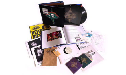 Keith Richards announces 'Live at the Hollywood Palladium' reissue