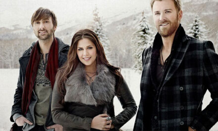 Lady A releases 'Christmas Through Your Eyes' video