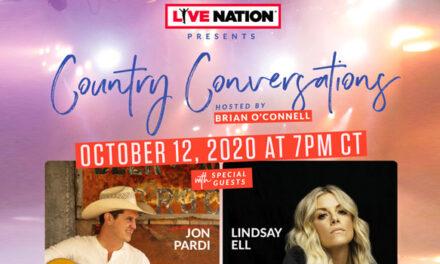 Live Nation announces 'Country Conversations'