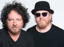 Steve Lukather & Joseph Williams