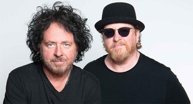 Steve Lukather & Joseph Williams