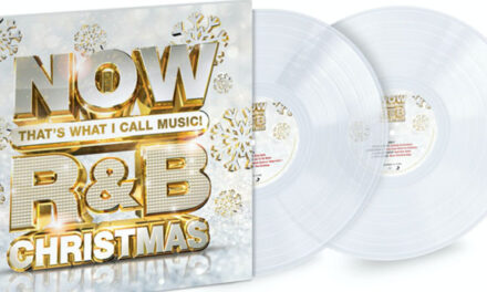 NOW That's What I Call Music presents Vol 76, R&B Christmas