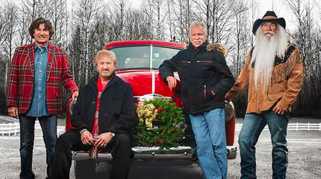 What I'm thankful for this holiday: The Oak Ridge Boys return to live performing