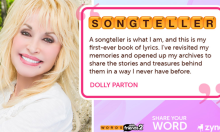 Dolly Parton partners with Words With Friends