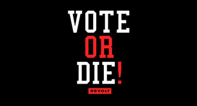 REVOLT TV's Vote or Die!