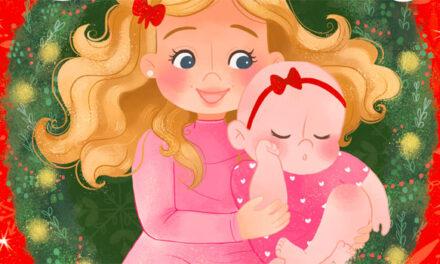 Little Big Town's Kimblery Schlapman releases children's Christmas book
