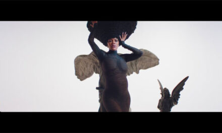 Teyana Taylor taps Elton John for self-directed video