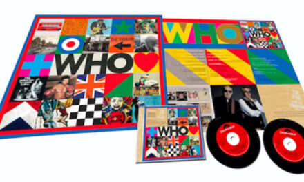 The Who announces 'Who' Deluxe Edition