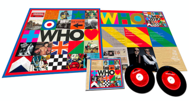 The Who Deluxe