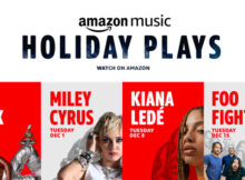 Amazon Music Holiday Plays