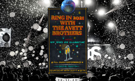 The Avett Brothers announce New Year's Eve virtual celebration