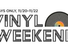 Barnes & Noble Vinyl Weekend