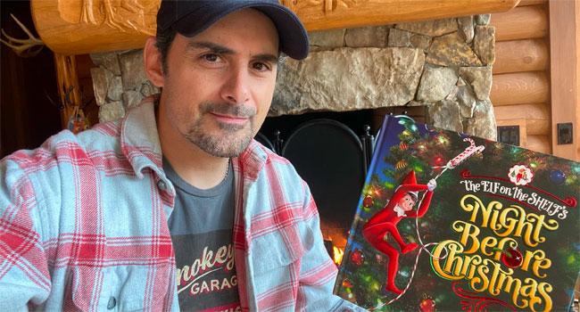 Brad Paisley - Elf On the Shelf