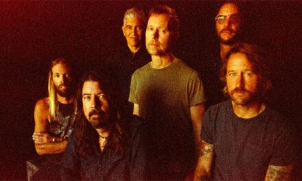 Foo Fighters announce Roxy livestream