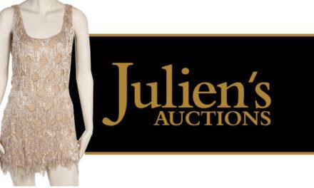 Julien's Auctions announces Rock N Roll & Hollywood auction