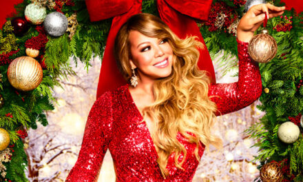 Mariah Carey gives 'Magical' look inside Apple TV Christmas special