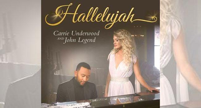Carrie Underwood & John Legend