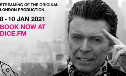 David Bowie 'Lazarus' London stage play sets livestream