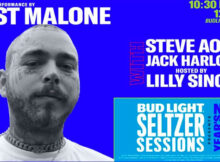 Post Malone headlining Bud Light Seltzer Sessions Presents New Year's Eve 2021