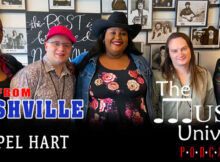 Chapel Hart on The Music Universe Podcast