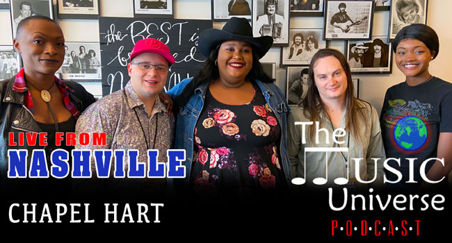 Episode 63 – Live From Nashville with Chapel Hart
