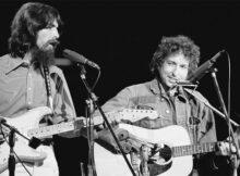 Bob Dylan & George Harrison